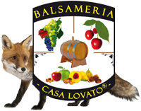 BALSAMERIA CASA LOVATO Logo
