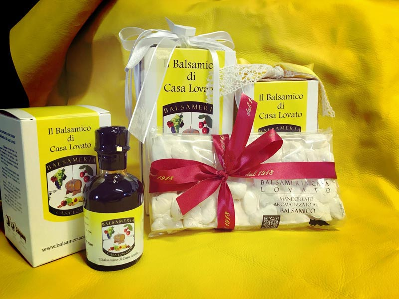 THE FESTIVITY DESSERT: BALSAMICO FLAVOURED MANDORLATO